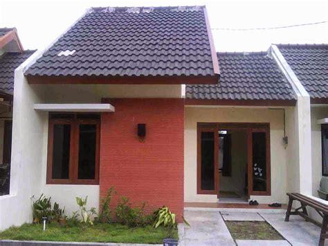 desain rumah sederhana type  gambar desain model rumah