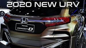 Honda Urv 2020