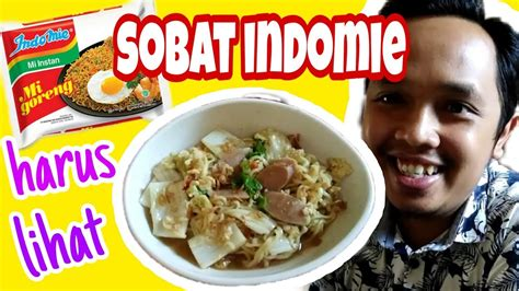 Pilihan seru dinikmati sebagai makan malam praktis bersama keluarga di rumah. RESEP MUSIM HUJAN = MIE TEK-TEK INDOMIE GORENG - YouTube