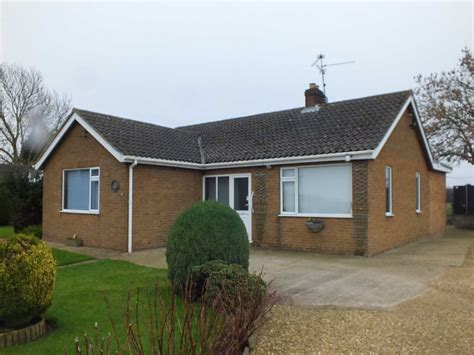 3 Bedroom Detached Bungalow For Sale In Northorpe Road