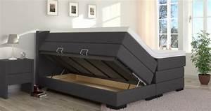 Boxspringbett mit Bettkasten online kaufen
