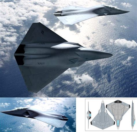 United States Sixth Generation Fighter Aircraft