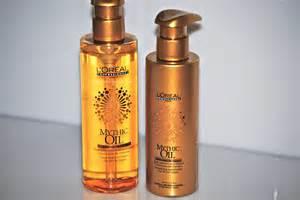 Oil Shampoo and Conditioner