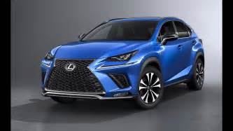 2019 Lexus Rx 350 And Rx 450h Redesign, Luxury Features