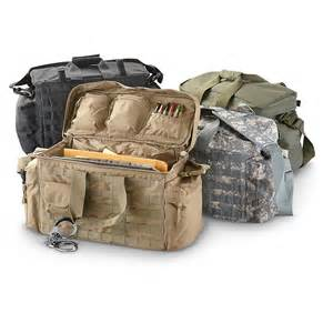 Military Tactical Gear Bag