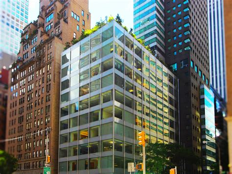 New Yorks Most Iconic Modern Architecture Mapped Curbed Ny
