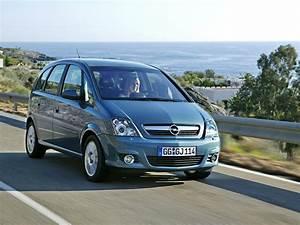 Opel Meriva 2009 : foto delantero opel meriva monovolumen 2009 ~ Medecine-chirurgie-esthetiques.com Avis de Voitures