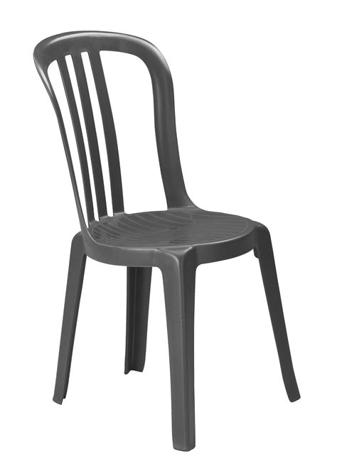 chaises bistro chaise bistrot pvc