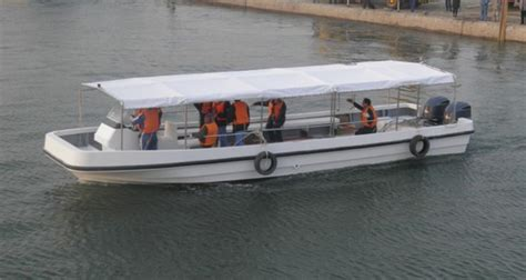 Catamaran Boat For Sale Near Me by Water Taxi Small Passenger Boats For Sale Allmand Boats