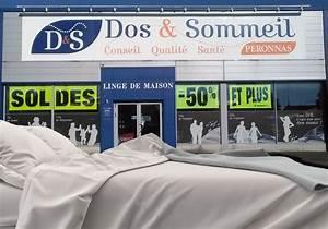 Magasin Bricolage Bourg En Bresse : soldes magasin literie bourg en bresse dos sommeil ~ Nature-et-papiers.com Idées de Décoration