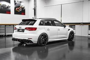 Audi Rs3 Noir : official abt audi rs3 with 500hp gtspirit ~ Dallasstarsshop.com Idées de Décoration