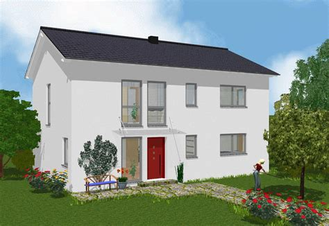 Häuser Mit Satteldach Und Garage by Novum Massivhaus Zwei Vollgeschosse Satteldach