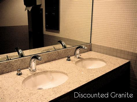 bigstockphoto public restroom with sinks and 1215207
