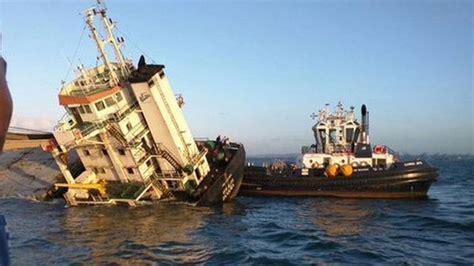 Imagenes De Barcos De Colon by Videos Se Hunde Buque De Carga De 4 Mil 250 Toneladas En