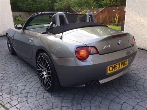 Ralph hanson december 20, 2006 comment now! BMW Z4 2.5 SE CONVERTIBLE Cardiff - LGT Car Sales