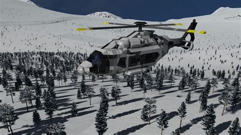 MASU 160 Helicopter item for Space Engineers - mod.io