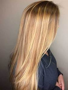 Honey Blonde Hair Colors For Long Hairstyles Long