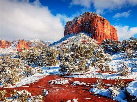 arizona sedona winter vacations trips