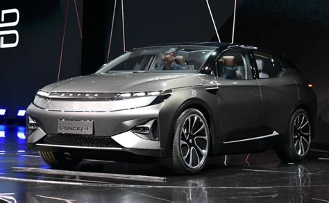 Byton Concept Electric Suv Launched On Ces Las Vegas
