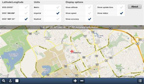 gps maps for google maps pro blackberry y otros