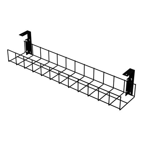 desk cable management tray under desk cable trays available from stock buy online