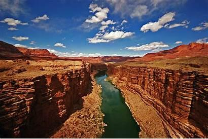 Canyon Grand Colorado River Bridge Glass Landmark