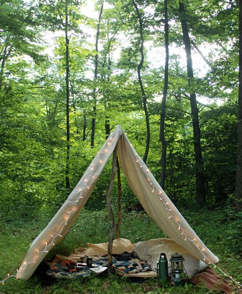 easy diy outdoor teepees   kids   fun