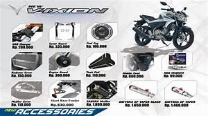 Kumpulan Harga Variasi Aksesoris Motor
