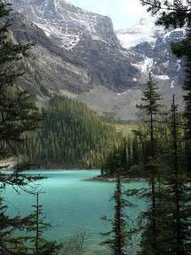 Canada Moraine Lake Banff National Park Places to Stay