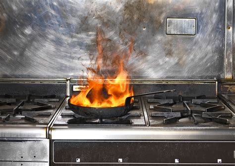 how to get grease out of kitchen cabinets how to put out grease fires sofabfood kitchen 9744