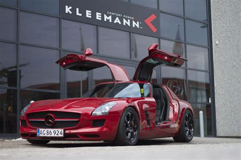 Kleemann Mercedes Power Packs