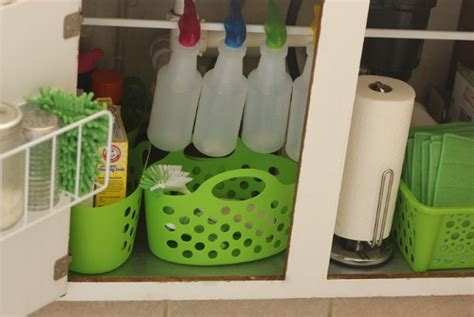 kitchen sink organizing ideas organize under the kitchen sink 150 dollar store organizing ideas and projects for the entire