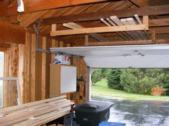 overhead lumber storage lumber storage diy lumber
