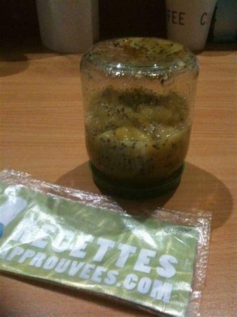 confiture pommes kiwi 224 l agar agar au thermomix
