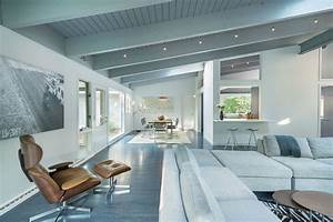 Mid-Century Modern Home Design by Flavin Architects