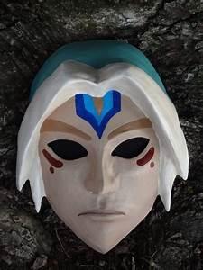 Fierce Deity Mask by ThePropsShop on Etsy
