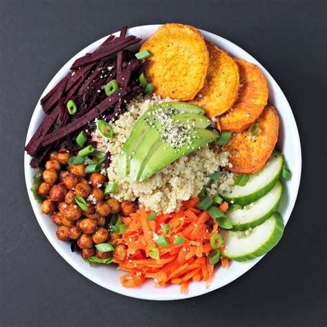 cuisine free the balance bowl a healthy meal made easy beginwithin
