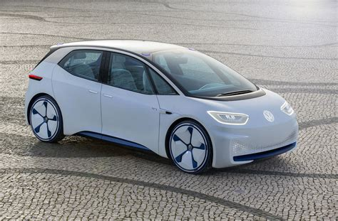 Volkswagen Id Ev Hopes To Undercut Tesla Model 3 By Up To