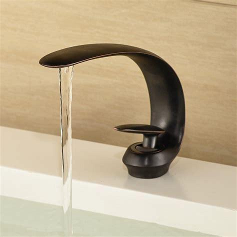 Online Store: Rozin Single Lever Bathroom Sink Faucet One