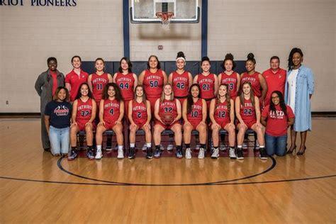 patriot high school girls varsity basketball winter schedule