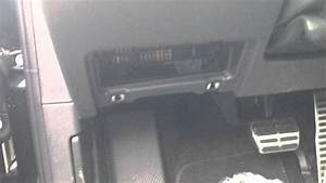 How To Access The Fuse Box On A 2011