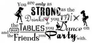 Drunken Friends... Friendship Booze Quotes