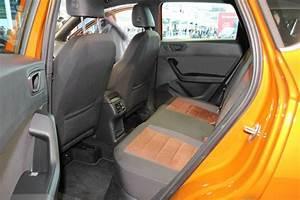 Ateca Ou Karoq : stunning modularit with seat ateca interieur ~ Medecine-chirurgie-esthetiques.com Avis de Voitures