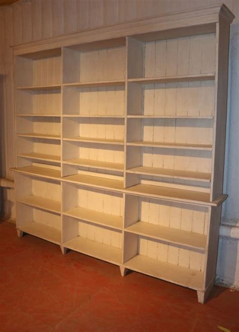Painted Bookcases Uk by Painted Open Bookcase 456908 Sellingantiques Co Uk