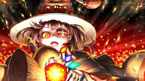 Ultra Hd Anime Wallpaper - megumin anime 4k wallpapers hd wallpapers id 17113