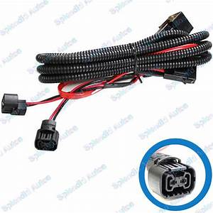 5202 H16 2504 Ps24w Adapter For Fog Lights Relay Wiring