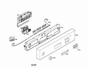 Bosch Dishwasher Parts  Bosch Dishwasher Parts Numbers