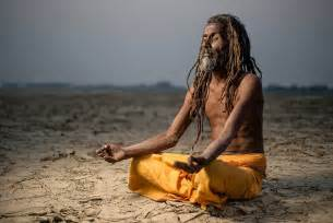 Image result for image hindu ascetic meditating
