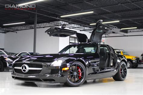 2012 Mercedes-benz Sls Amg Gullwing Coupe Stock # 006389