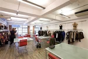 Wholesale Clothing Showroom